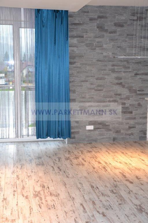 Z našich realizácií : Laminátové podlahy Classen Fresco - Obrázok č. 9
