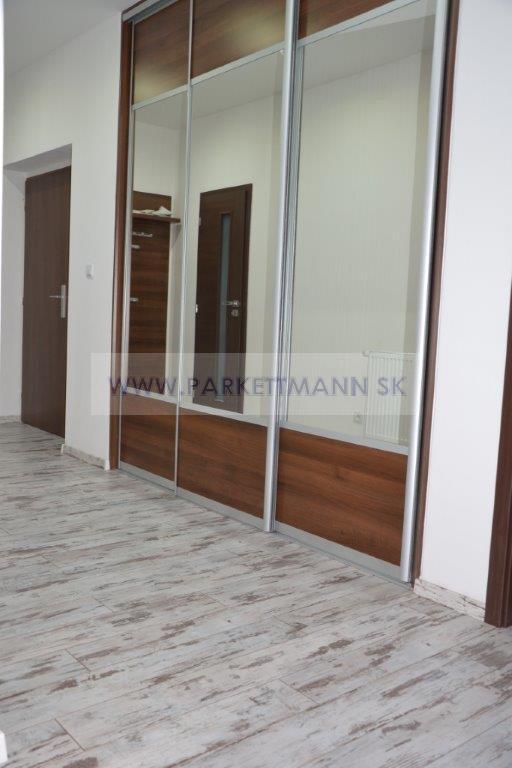 Z našich realizácií : Laminátové podlahy Classen Fresco - Obrázok č. 13