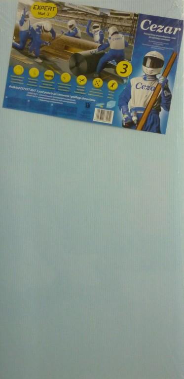 Podložka pod plávajúce podlahy CEZAR 3 mm - Obrázok č. 1