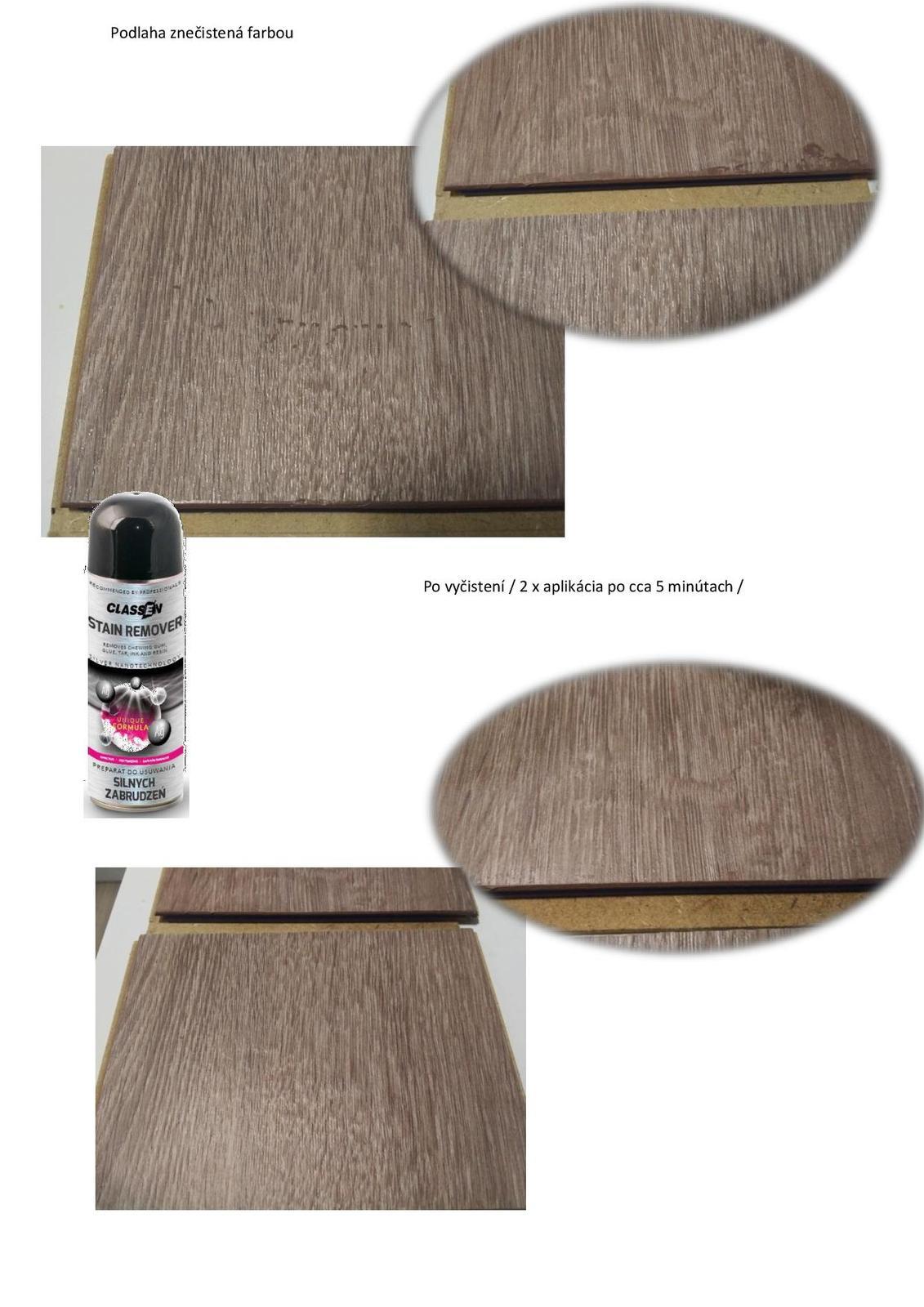 Špeciálny čistiaci prostriedok na podlahy - Obrázok č. 2