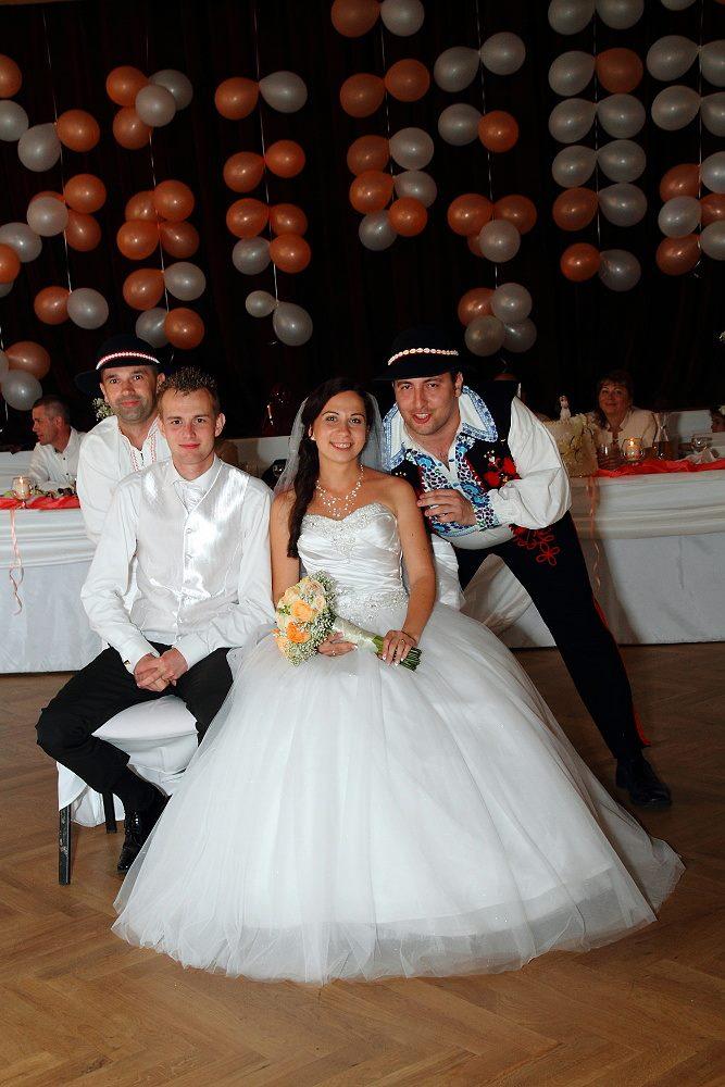Svadbu sme mali 6.... - Obrázok č. 1