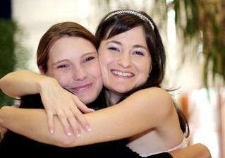 Moje úžasná kamarádka/svědkyně Ivett
