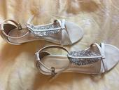 Svadobne sandalky, 39