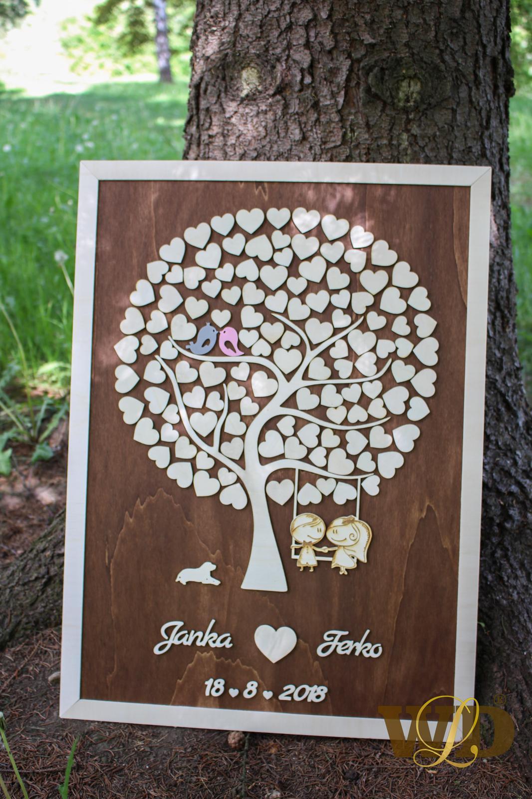 Svadobný strom - Obrázok č. 36