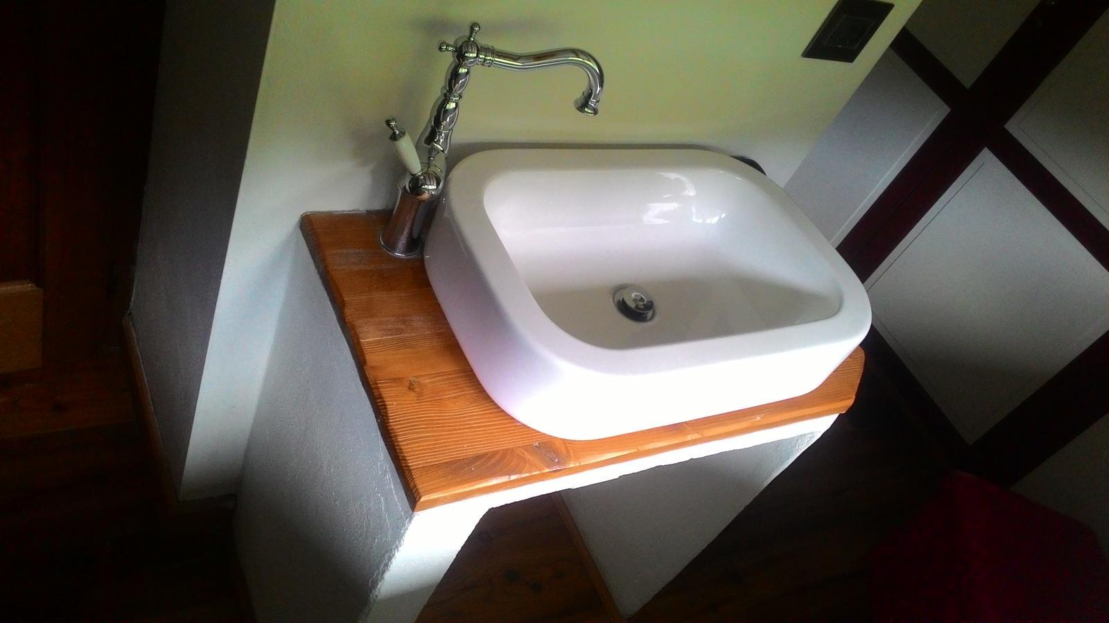Koupelnovy nábytek může být... - Obrázek č. 1