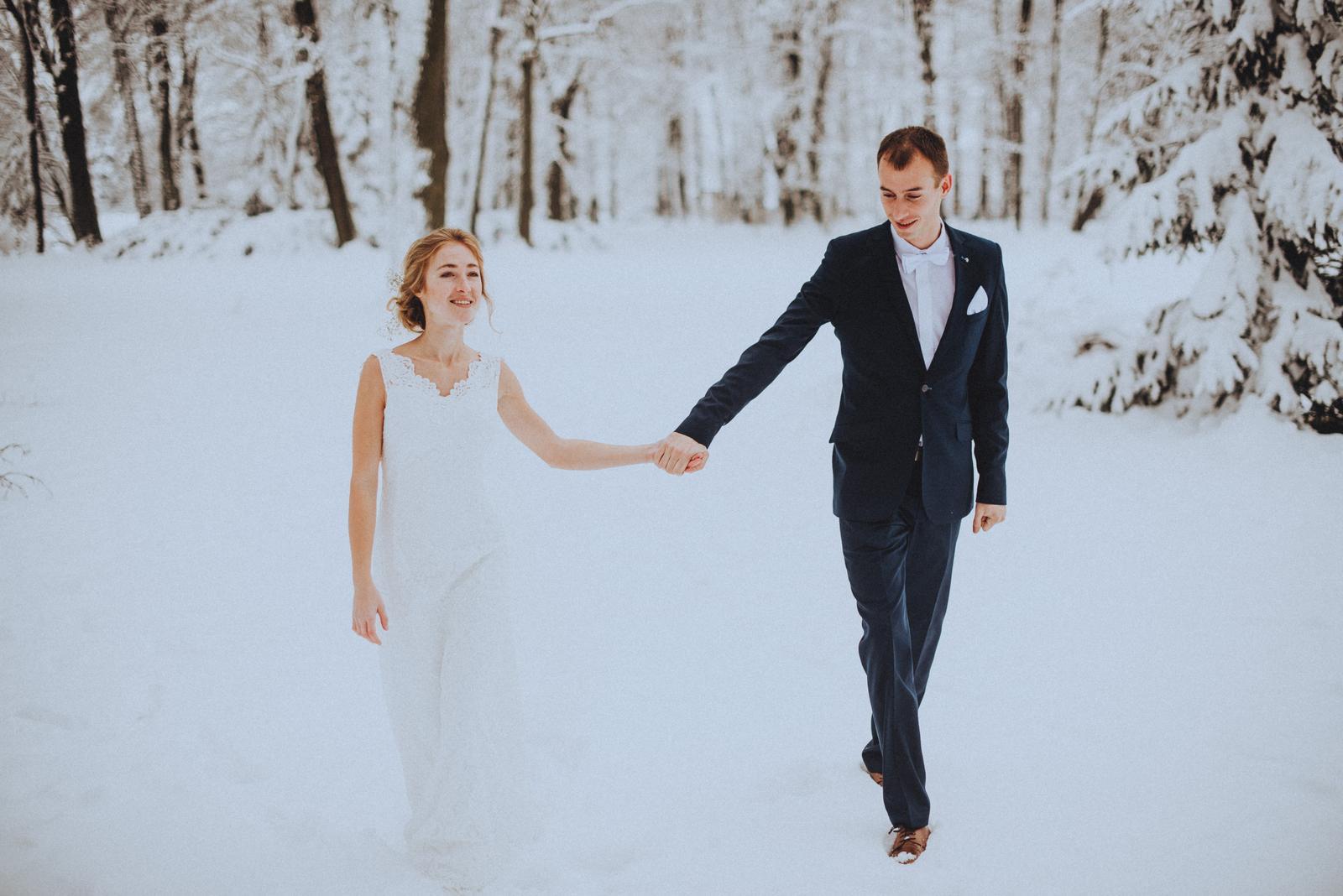 Tatranská zimná svadba