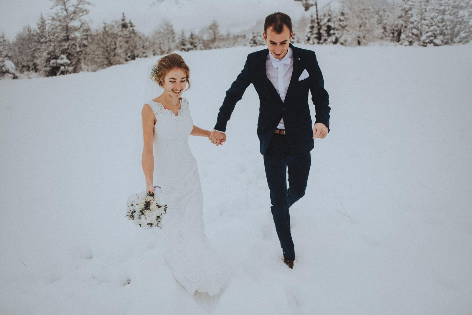 Tatranská zimná svadba - Obrázok č. 12