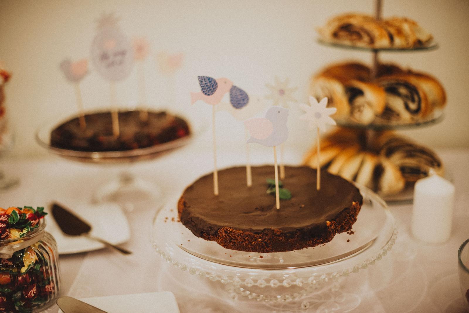 Tatranská zimná svadba - mamkine nesmierne výtečné cheesecaky