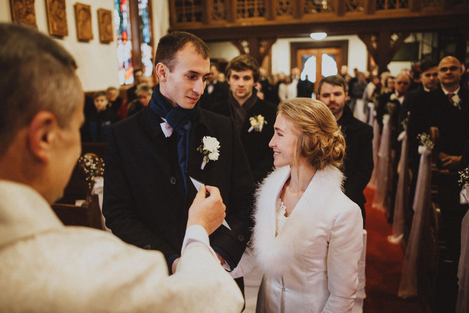 Tatranská zimná svadba - a je to tam