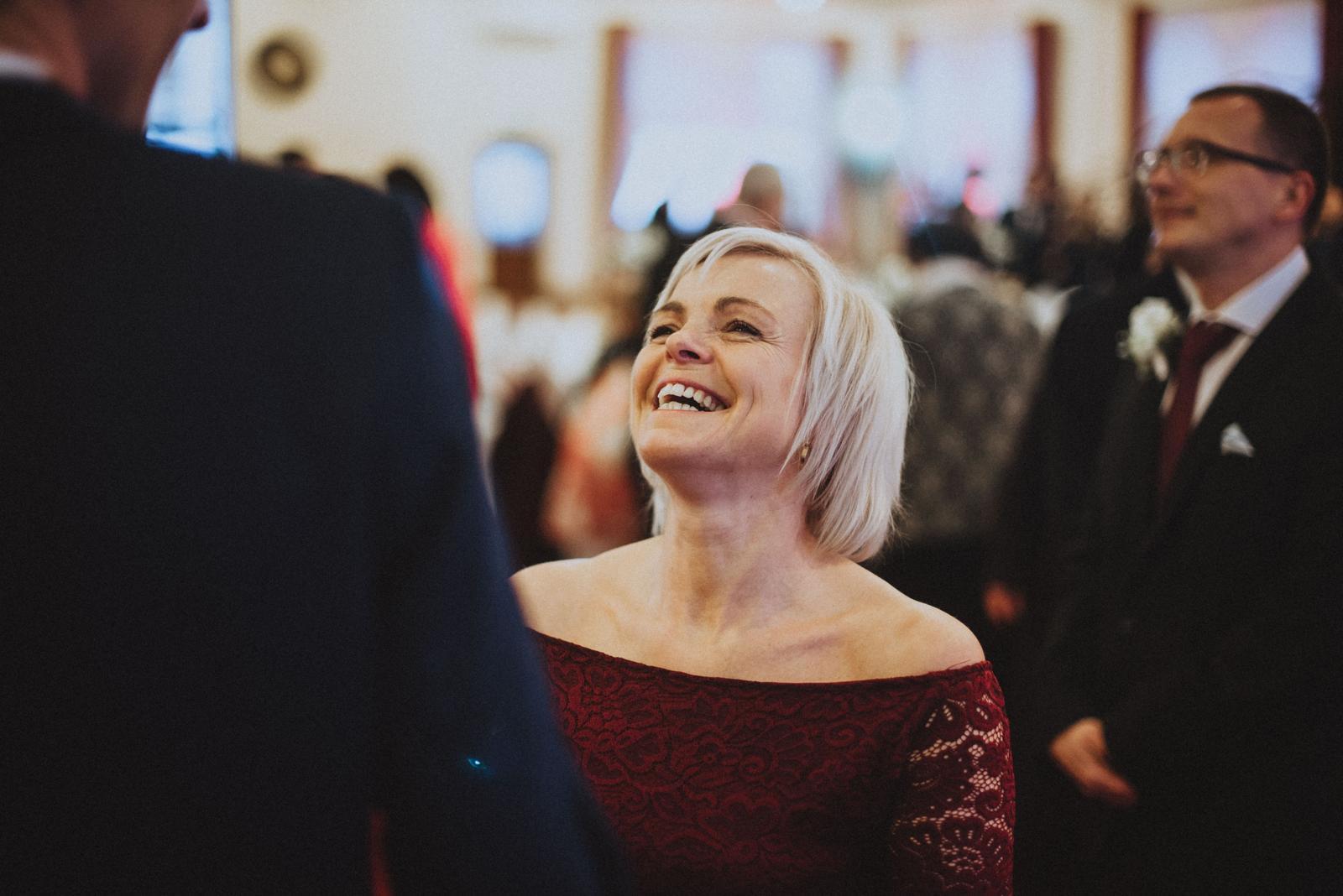 Tatranská zimná svadba - moja mama. pre mňa najúžasnejšia fotografia