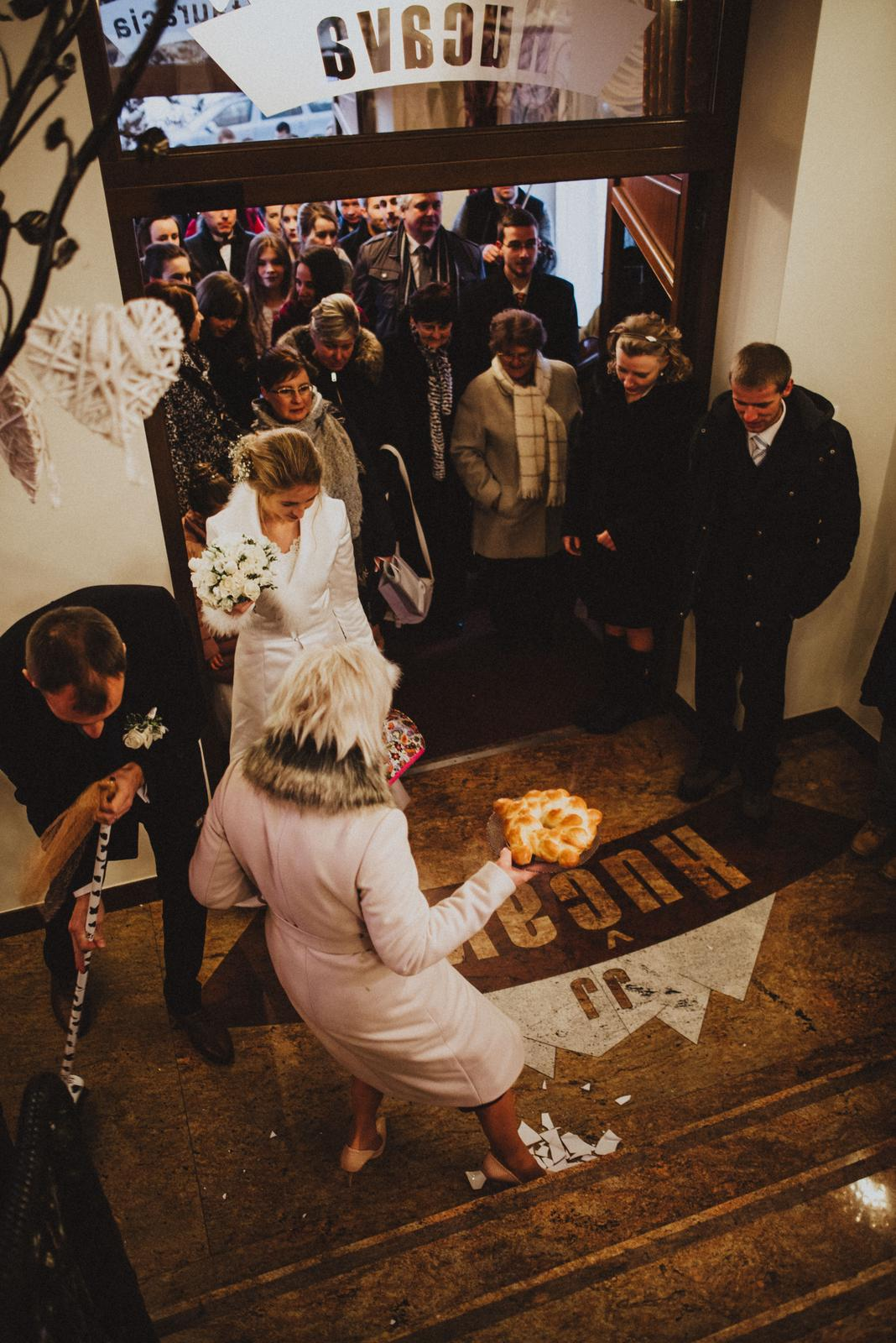 Tatranská zimná svadba - pletenec a štandardné zvyky