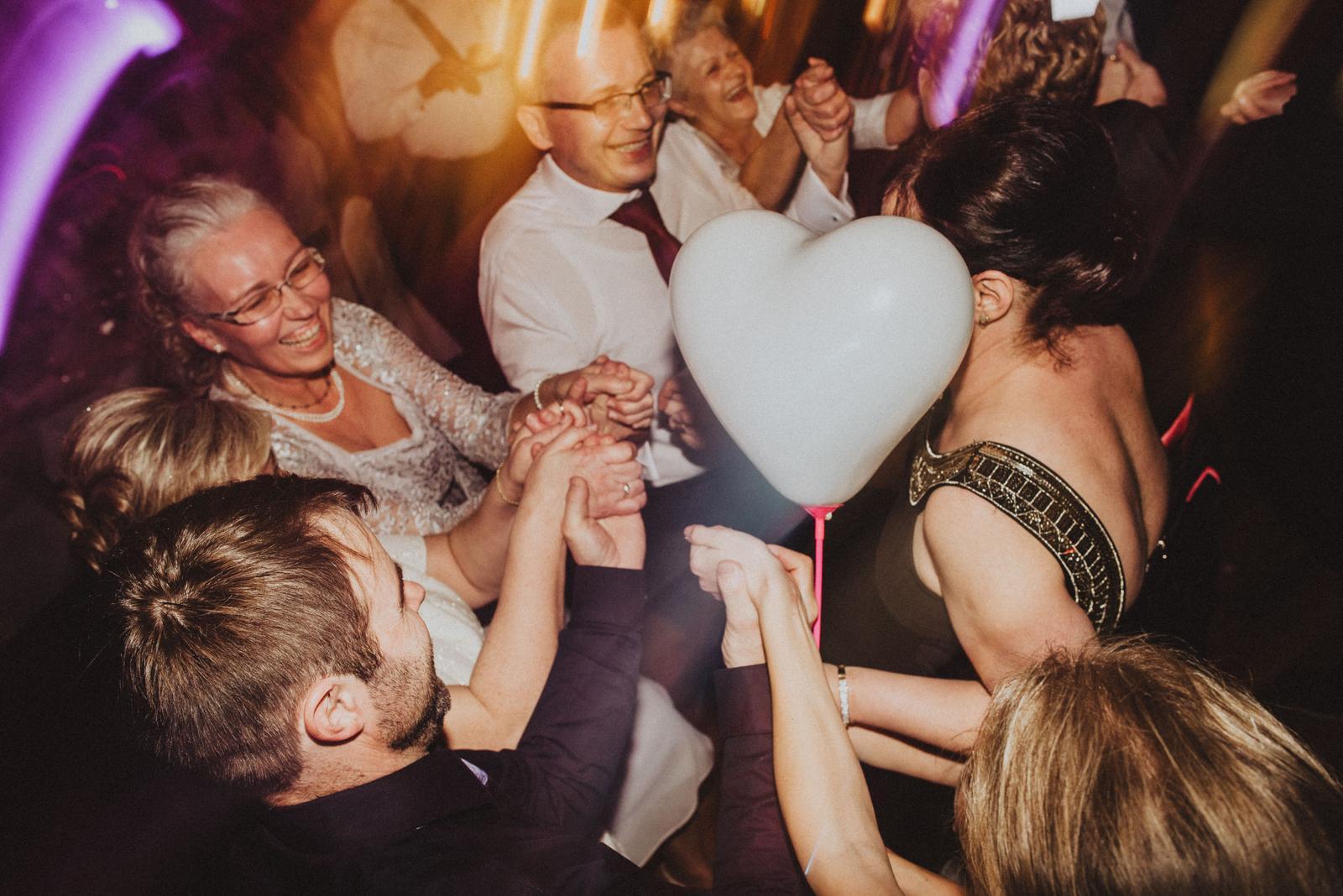 Tatranská zimná svadba - rodina