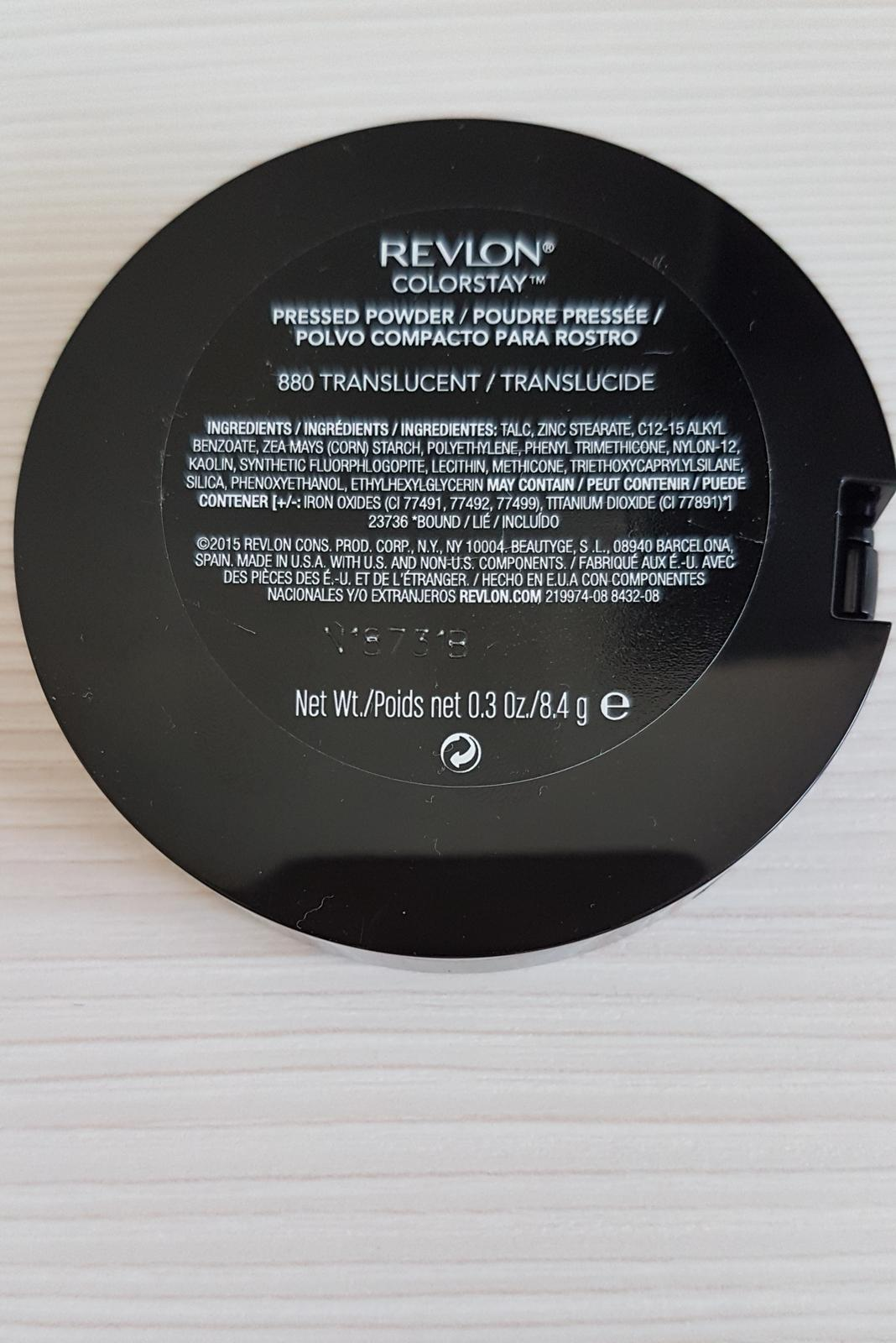 Puder Revlon - Obrázok č. 2