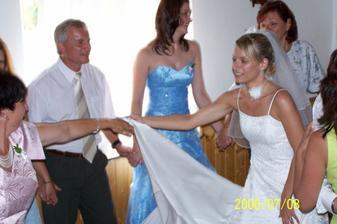 taneček s mamkou