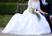 Svatební šaty Carisa, 46
