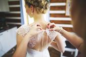 Svatební šaty od české návrhářky Maydy vel. 34-36, 36