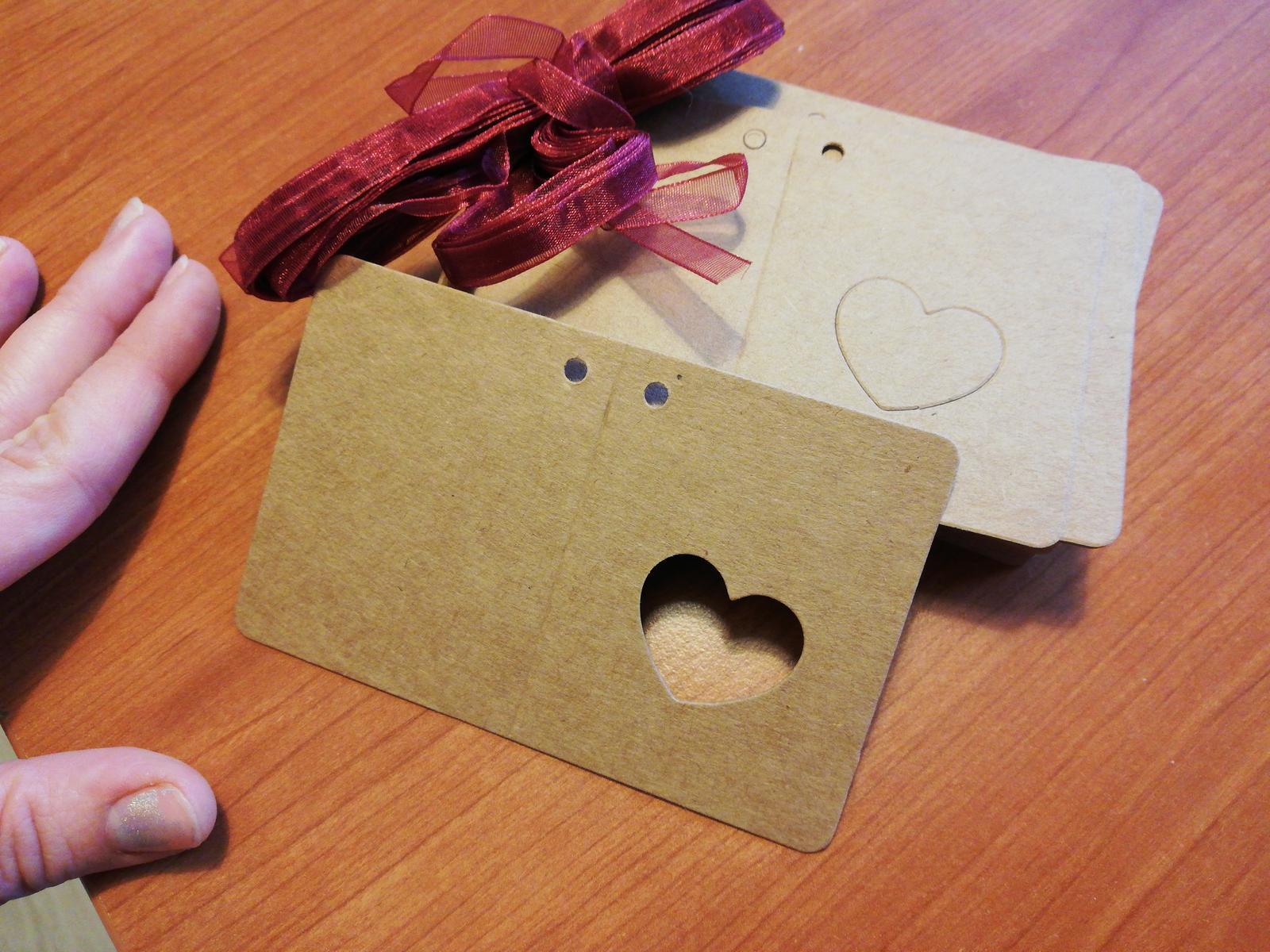 Cedulky, označení např na krabičky  - Obrázek č. 2