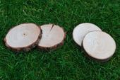 Dřevěné tácky,