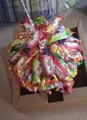 Koule na sladkosti pro děti ,