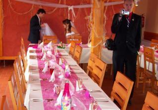 Svatební tabule :)