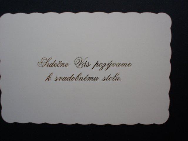 28.10.2006-náš najkrajší dník.. - aj s pozvánkami..