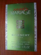 moja svadobná vôňa..taká jemná a nevtieravá..a určená právce na svadbu ;o)