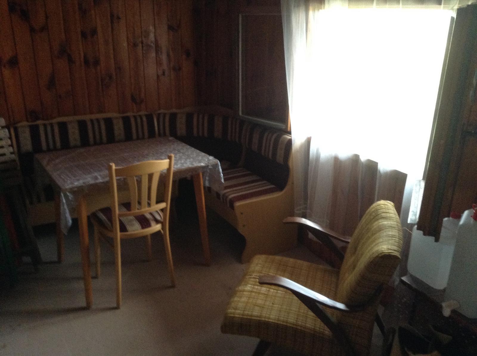 """""""Domček"""" - malá zmena umiestnenia nábytku a veľká zmena celkového dojmu interiéru"""