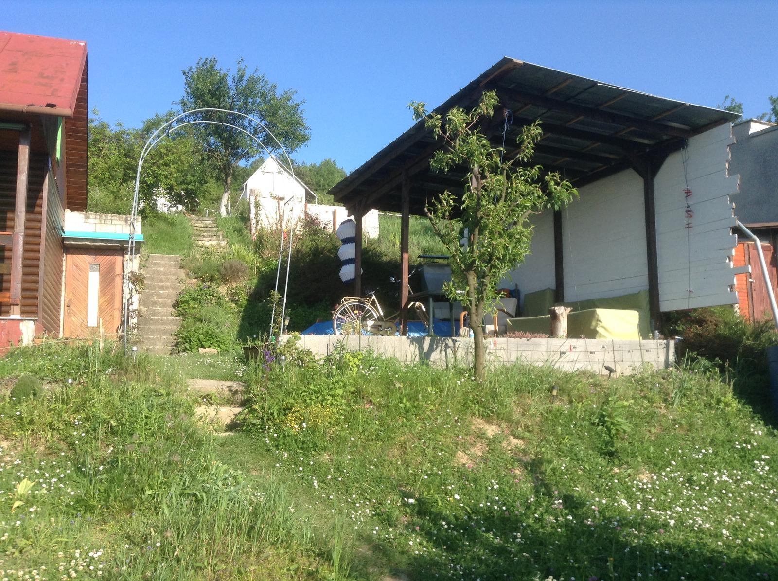 Domček - stavba altánku - Obrázok č. 331