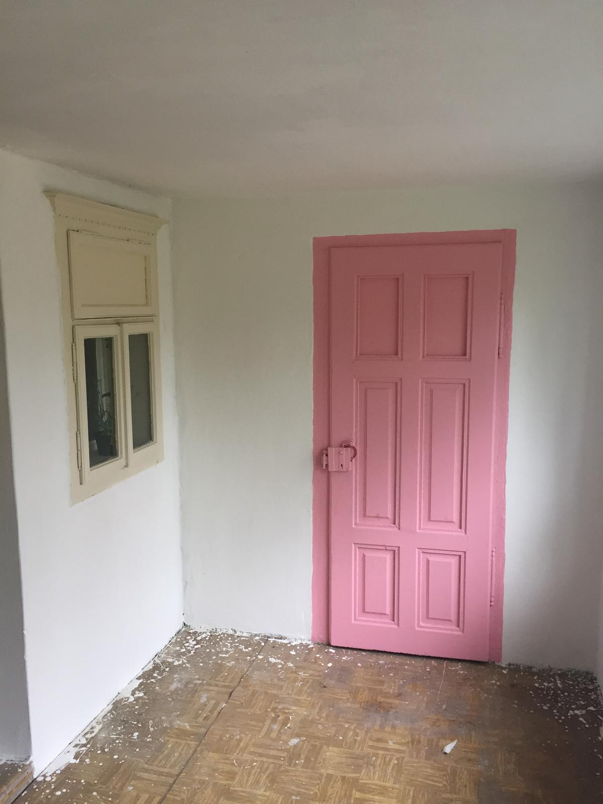 Perníková chalúpka - ...jen růžová to může být...