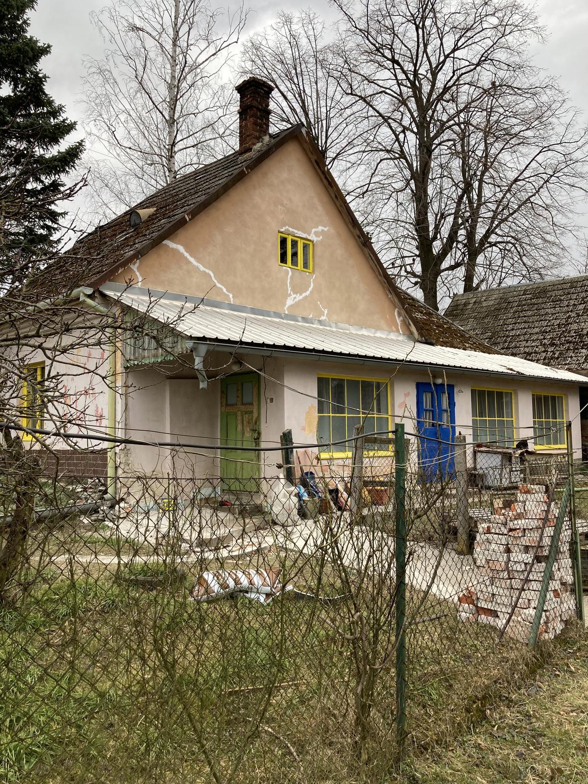 Dom - ❤️ okno v podkroví hotové ❤️