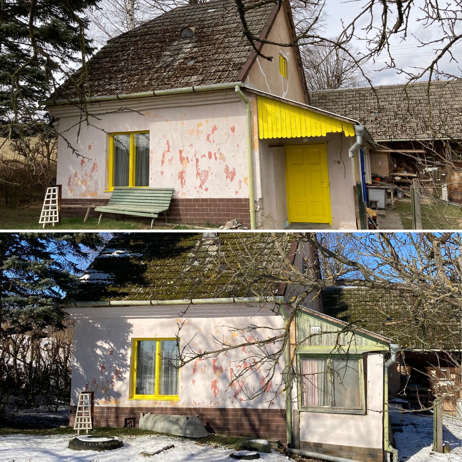Dom - ... že nájdi rozdiel...