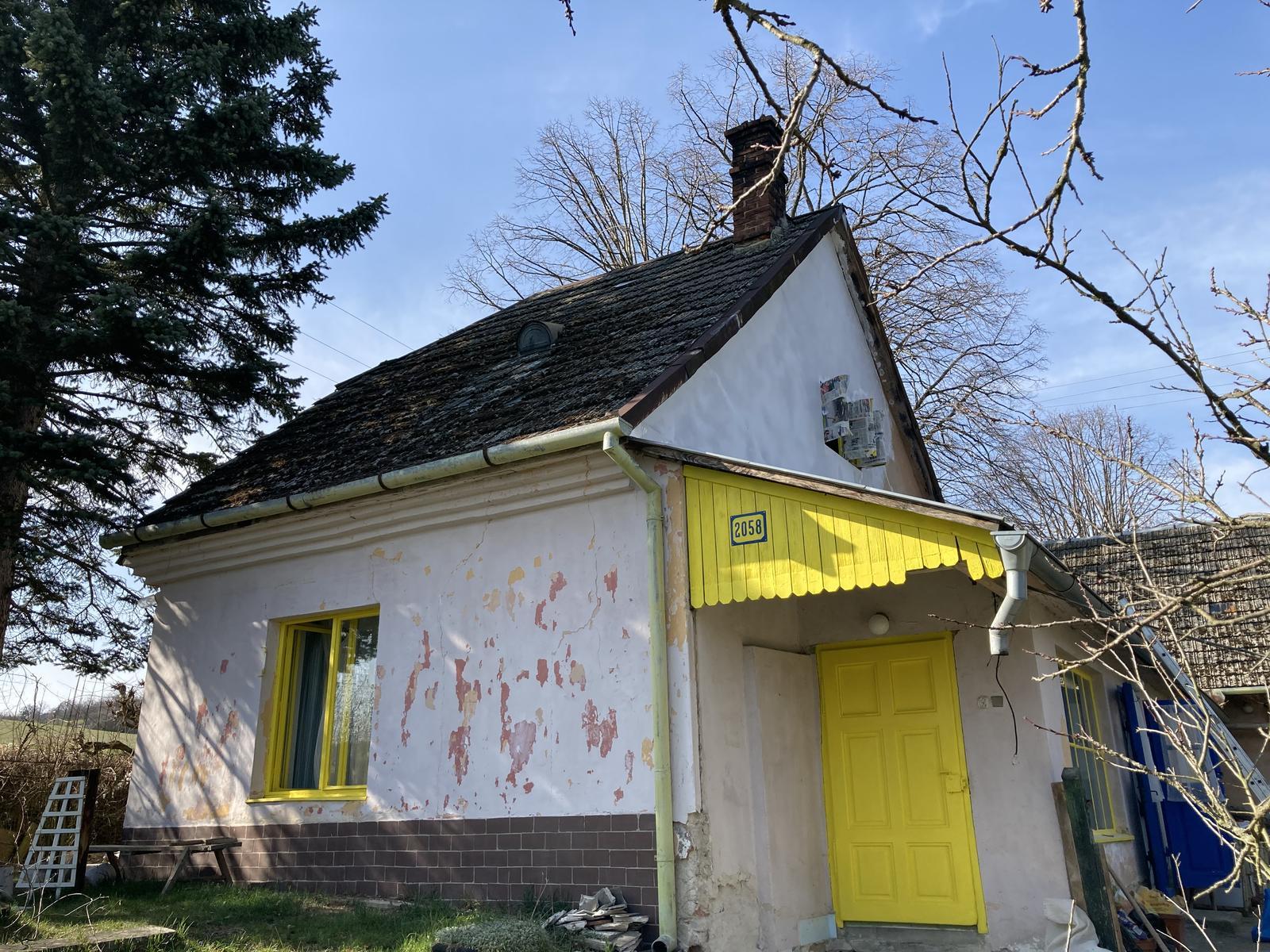 Dom - ...a už nie je breza 🤷🏼♀️