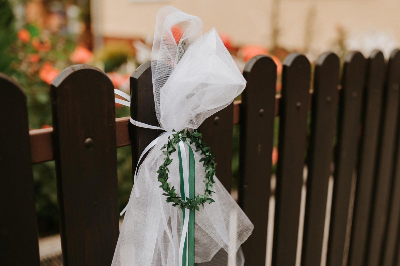 Výzdoba do kostola, na plot, na stĺpiky - Obrázok č. 4