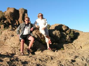 Cíl dovolené bya Gran Canaria
