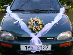 Další návrh na ozdobu auta.