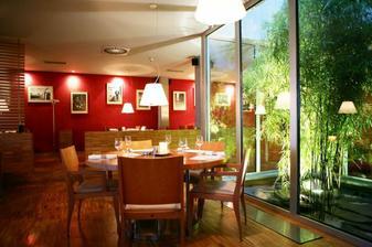 Restaurace kde bude hostina