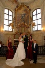 Obřad bude v kapli Libeňského zámečku