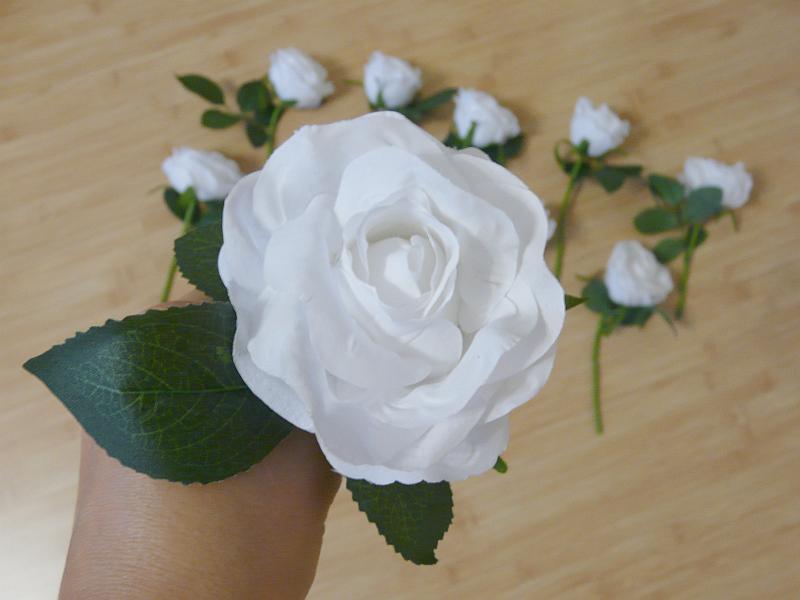 Květiny na květinové dekorace - Obrázek č. 4