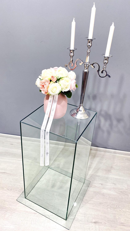 Predám sklenené boxy vyrobené na mieru :) Vhodné na svadbu - Obrázok č. 2
