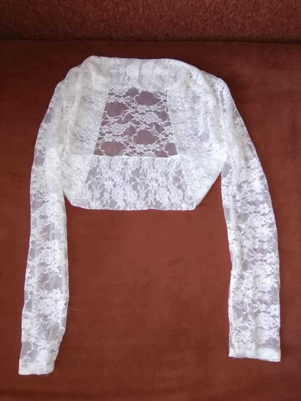 Bolerko, kabátek - Obrázek č. 1