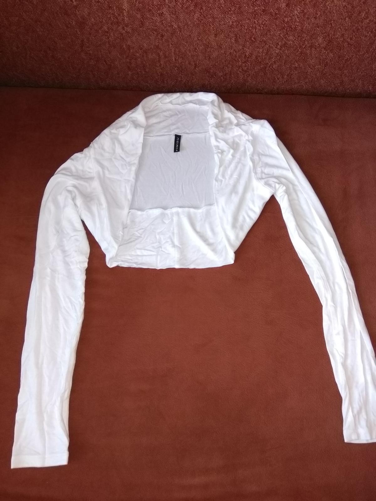 Bolerko, kabátek - Obrázek č. 2