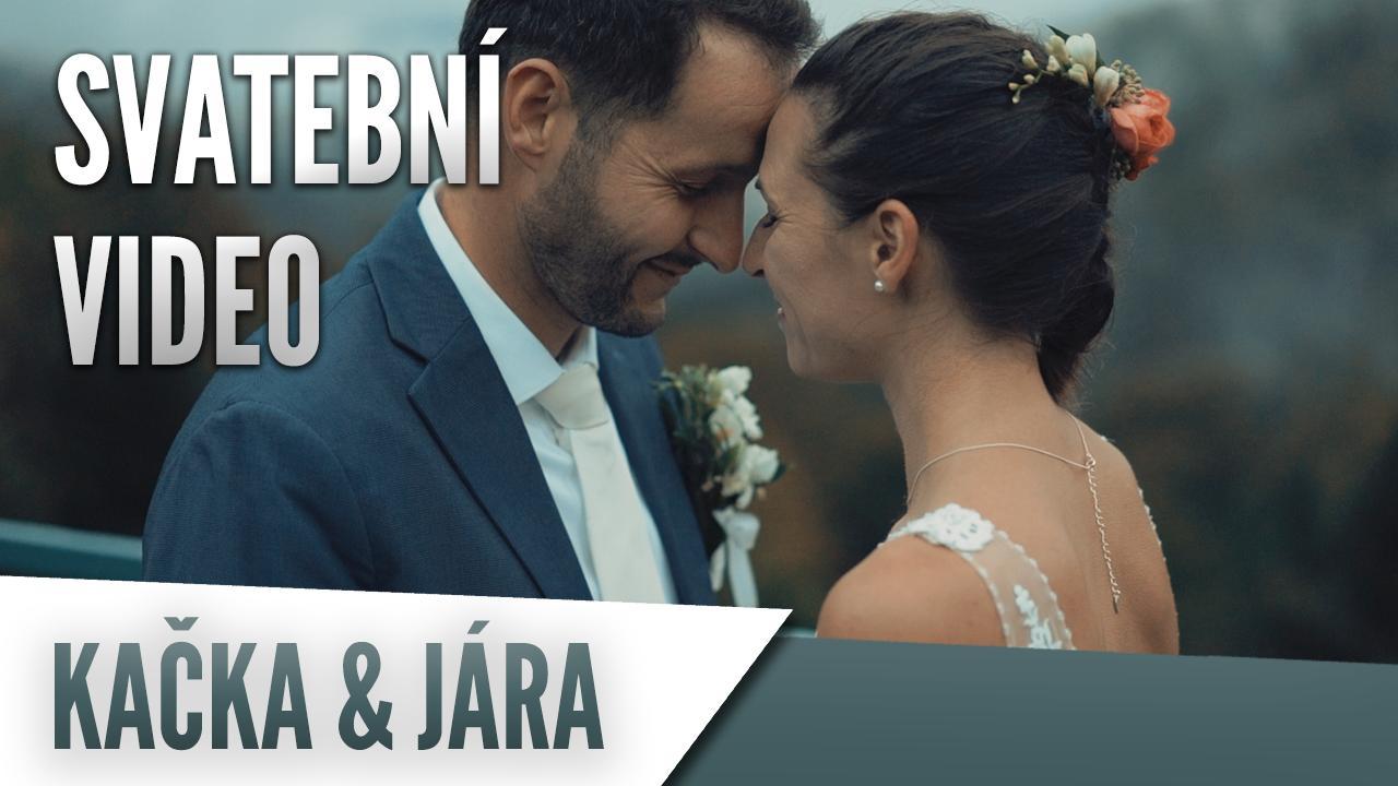 Jedinečné svatební video   Concept. Video - Obrázek č. 1