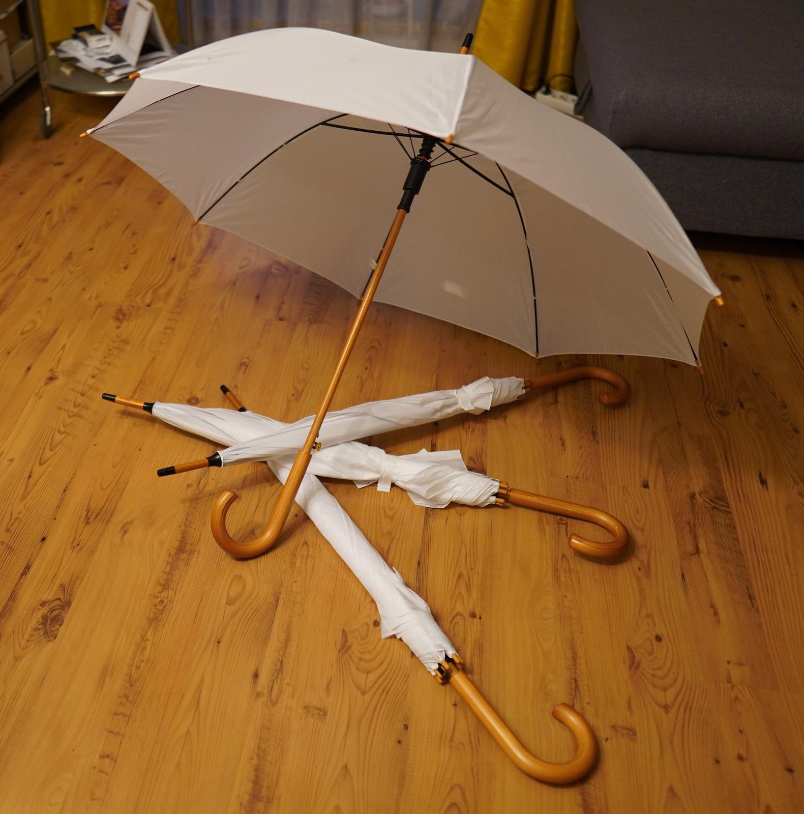 Svatební deštníky - Obrázek č. 1