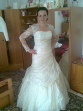 ..pred príchodom ženícha..