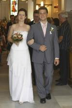 A jsme čerství manželé - hurá do života :o)