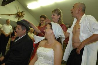 drahému bol klobúk trošku malý, ale aj tak sme to zvládli