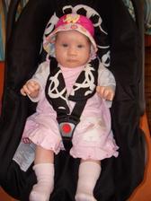 po 2 letech se nam narodila uzasna holcicka Sabinka