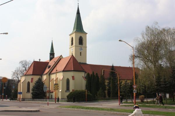 Môj sen - kostolík, kde budeme mať svadbu
