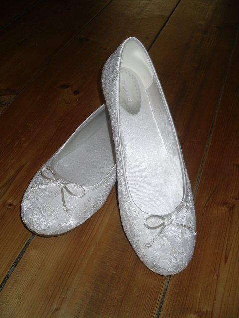 Môj sen - moje svadobné topánky