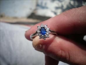ten najkrajší zásnubný prsteň, ktorý som si vysnívala